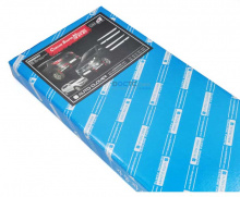 Тюнинг салона - накладки на передний и задний бамперы - от компании Auto Clover.