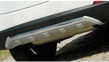 Тюнинг Hyudai ix35 - диффузор заднего бампера - от компании Morris.