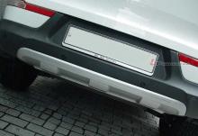 Тюнинг Киа Спортейдж 3 - накладки переднего и заднего бамперов - от компании Tuning Face.