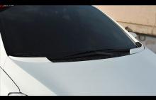 Тюнинг Киа Серато - аэродинамические накладки на капот - от производителя MandampS.