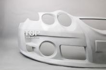29 Передний бампер - Обвес Cuda Rally на Hyundai Tiburon Coupe RD2