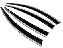 Тюнинг Хендай Грандер - ветровики на боковые окна