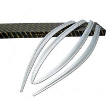 Тюнинг Хендай Грандер - хромированные ветровики боковых окон