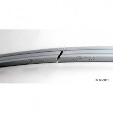 Тюнинг Киа Церато - ветровики на боковые окна хромированные - комплект 6 штук - от производителя Kyung Dong.