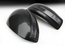 Тюнинг Infiniti G35 Sedan - крышки боковых зеркал заднего вида со светодиодными повторителями поворотников - от производителя Greentech.