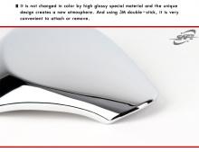 Тюнинг Хендай Велостер - хромированные накладки на боковые зеркала заднего вида - от производителя Kyung Dong.