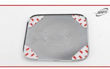 Стайлинг Хендай Соната 5 - накладка на лючок бензобака хромированная Safe - от производителя Kyung Dong.