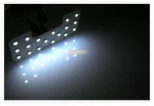 Тюнинг салона Киа Спортейдж - светодиодные модули для подсветки салона - от компании Solarzen.