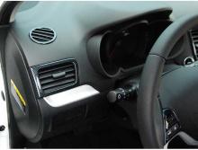 Тюнинг салона Киа Пиканто 2 - накладки под карбон - комплект 10 штук - от ателье ArtX.