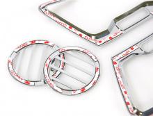 Тюнинг салона Киа Спортейдж - декоративные накладки на воздуховоды - от производителя Auto Clover.