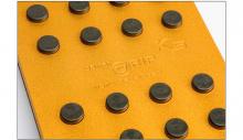 Накладки на педали Kia Optima K5 от тюнинг ательеBetter Grip.