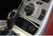 Ручка рычага коробки передач (АКПП) - тюнинг Hyundai Genesis Coupe ,MOBIS.