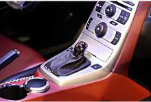 Ручка КПП (рычага коробки передач) с подсветкой, тюнинг салона Hyundai Genesis Coupe, от производителя New Faces.