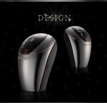 Новая рукоятка КПП (переключения передач) с подсветкой, тюнинг салона Kia Sportage 3 (R), от производителя New Faces.
