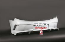 35 Задний бампер - Обвес Warrior New на Hyundai Tiburon Coupe GK