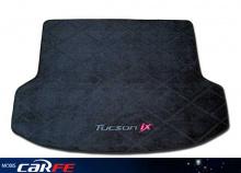 Тюнинг салона Хендай ix35 - текстильный коврик в багажник