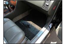 Тюнинг салона Хендай Соната YF - набор автомобильных ковриков - салон + багажник.