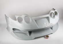 36 Передний бампер - Обвес Veilside на Hyundai Tiburon Coupe RD2