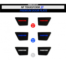 Тюнинг Хендай Соната NF - светодиодные вставки под дверные ручки в салон - комплект 4 штуки - от компании DxsoAuto.