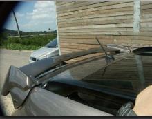 Тюнинг Хендай ix35 - задний спойлер на крышу