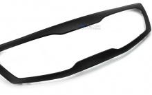 Тюнинг Киа Спортейдж 3 - накладка на решетку радиатора окрашенная.