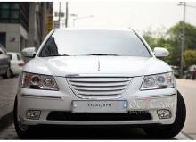 Тюнинг Хендай Соната 5 - окрашенная в цвет кузова решетка радиатора - от компании Car and Sports.