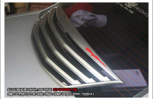 Тюнинг Киа Соренто - решетка радиатора Euro Style.