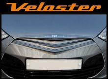 Тюнинг Хендай Велостер - окрашенная решетка радиатора - от ателье ArtX.