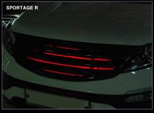Тюнинг Киа Церато - решетка радиатора со светодиодной подсветкой - от компании ArtX.