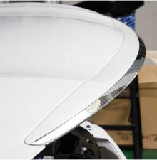 Тюнинг комплект для Хендай Соната - решетка радиатора и молдинг капота.