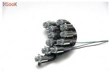 Тюнинг оптики Киа Серато - светодиодные модули для передних поворотов - от компании Xlook.