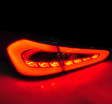 Тюнинг оптика для Киа Церато - комбинированные фонари