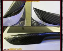 Тюнинг Hyundai Genesis Coupe - спойлер на крышку багажника.
