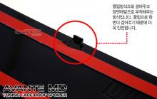 Тюнинг Хендай Элантра MD - комплект - спойлер на заднее стекло и спойлер на крышку багажника