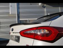 Тюнинг Киа Церато - спойлер на багажник - от компании MandampS.