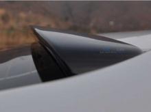 Тюнинг Кип Рио - спойлер на заднее стекло с повторителем стоп-сигнала