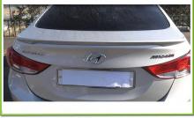 Тюнинг Хендай Элантра MD - спойлер на крышку багажника