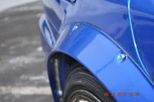 Фендеры - расширители арок в JDM стиле. 5 см, из высококачественного ABS пластика