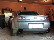 Тюнинг Mazda RX-8 от Mazdaspeed