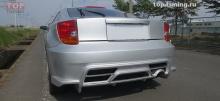 Задний бампер - Тюнинг Тойота Селика - Кузов Ст 230 - Обвес Варис Арайсинг 3.