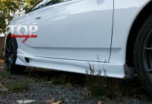 Комплект порогов - Модель Varis Arising 3 - Тюнинг Тойота Селика Т23 (230).