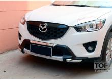 4049 Обвес - комплект Тюнинг Atom Led на Mazda CX-5
