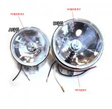 Тюнинг-оптика для Мини Купер - дополнительные фары дневного света.