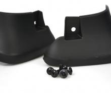Оригинальные брызговики - Комплект 4 шт. - Стайлинг Хендай АйИкс 35 (Hyundai Tucson) - производство Мобис.