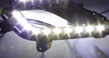Новинка! Модули ходовых огней с указателями поворотов Epistar LED- Тюнинг освещения Хендай Элантра МД.