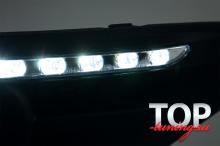 Светодиодные ходовые огни Epistar LED на Honda CR-V 4