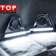Светодиодные дневные ходовые огниEpistar LED - Тюнинг Мазда CX-5