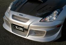 Отличный бампер для настоящих ценителей японского тру-дизайна - C-One для Toyota Celica ST230 наконец в России!
