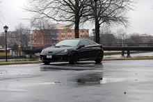 Юбка переднего бампера - Обвес Визаж, Тюнинг Тойота Селика.