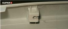 Супер предложение - ХИТ 2013 года. Решетка окрашенная (3 варианта цвета) и полностью готовая к простой установке на Хендай Соната 6.